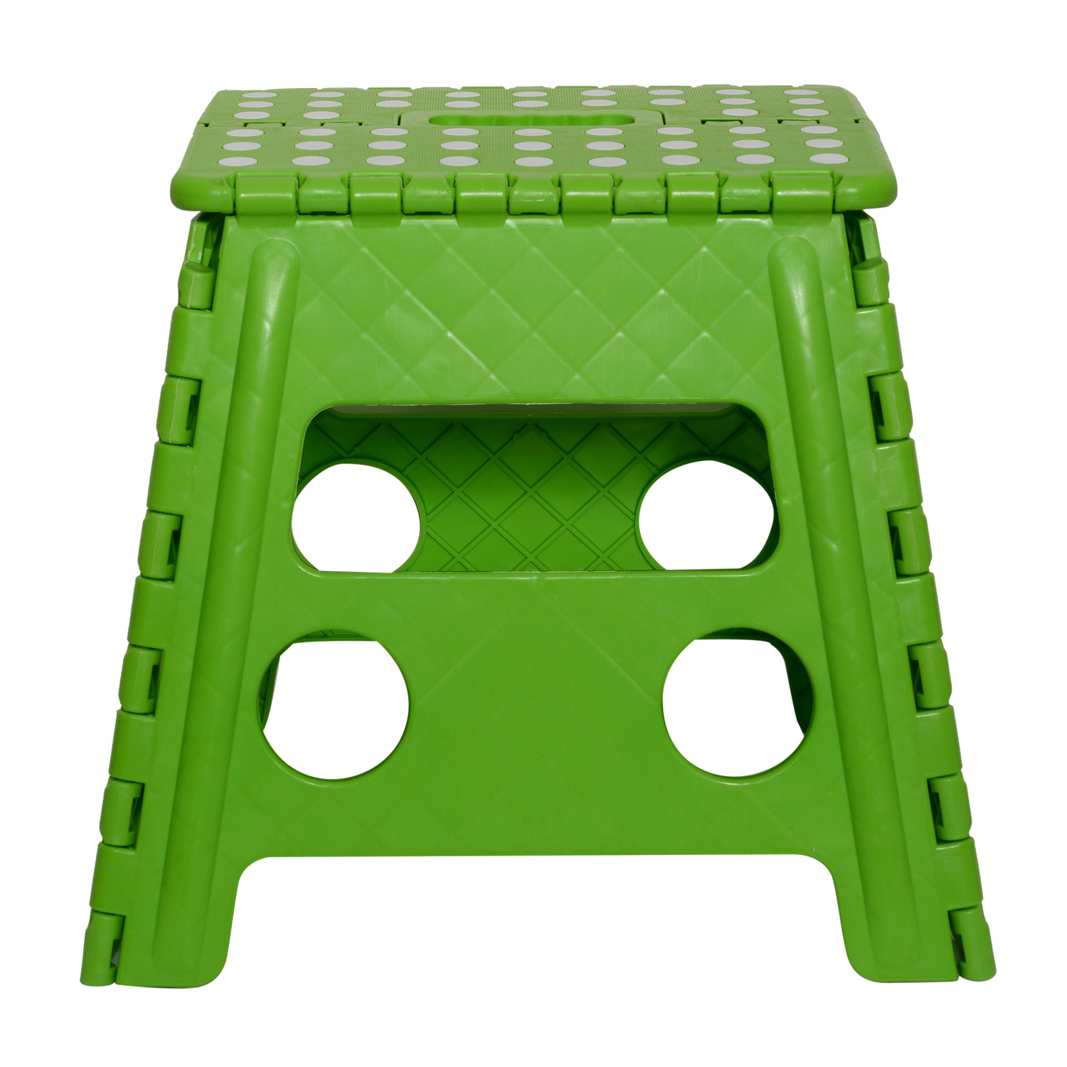 Wondrous Lime Green Super Step Stool Foldable Carry Handle No Slip Base 8 66X11 42X12 91 In Gmtry Best Dining Table And Chair Ideas Images Gmtryco