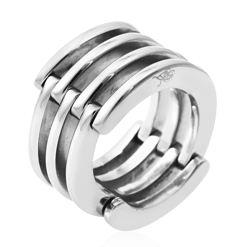 stainless steel ring size 6 0 rings jewelry