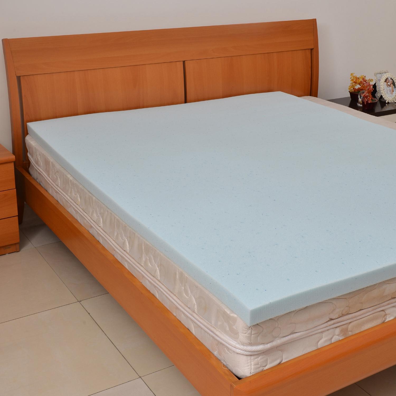 mega clearance king size cooling gel infused memory foam. Black Bedroom Furniture Sets. Home Design Ideas