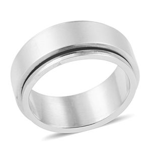 Stainless Steel Ring (Size 6.5)
