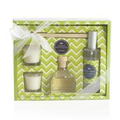 Special 5 Piece Home Fragrance Gift Set Lemon Grass
