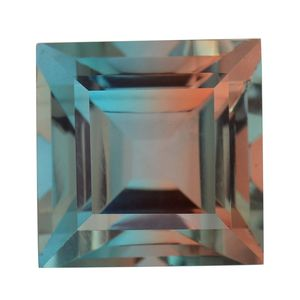 Aqua Terra Costa Quartz (Sqr 14 mm) TGW 15.34 Cts.
