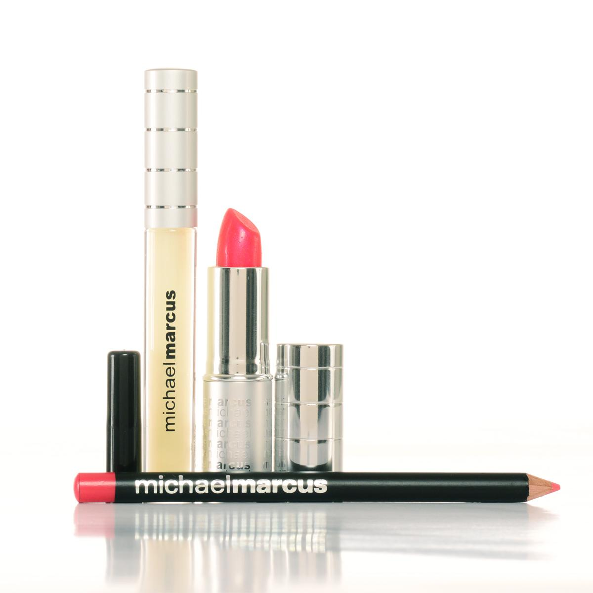 Michael Marcus Ultimate Lip Collection - Pink