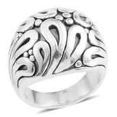 Sterling Silver Ring (Size 10.50)