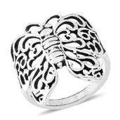 Sterling Silver Ring (Size 9.75)  (5.63 g)