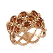 Karen's Fabulous Finds Santa Ana Madeira Citrine 14K YG Over Sterling Silver Ring (Size 9.0) TGW 2.40 cts.