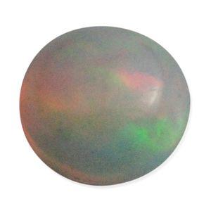 Ethiopian Welo Opal (Rnd 7 mm) TGW 0.60 cts.