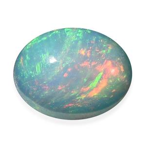 Ethiopian Welo Opal (Ovl 10x8 mm) TGW 1.16 cts.