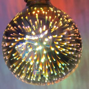 Iridescent Effect Party Bulb (5 in)