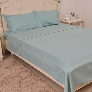 Mint Microfiber Set of 4 Sheet Set (Full)