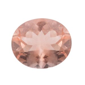 Marropino Morganite (Ovl 12x10 mm) TGW 3.50 cts.