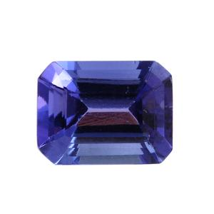 Premium AAA Tanzanite (Oct 9x7 mm) TGW 2.02 cts.