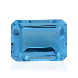 Electric Blue Topaz (Oct 16x12 mm) TGW 14.00 cts.