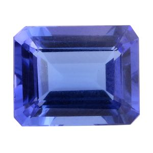 Tanzanite Octagon 10x8 mm 3A TGW 3.50 cts.