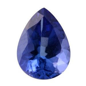 Tanzanite Pear 8x6 mm 3A TGW 1.26 Cts.