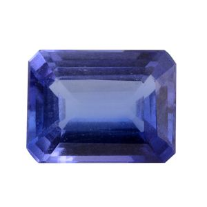 Tanzanite Octagon (9x7 mm 3A) TGW 2.30 cts.