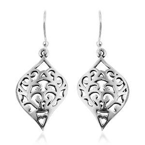 Sterling Silver Earrings (4.2 g)