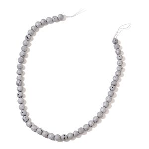 Gem Workshop Drusy Agate Beads Strand (15 in) TGW 171.55 cts.