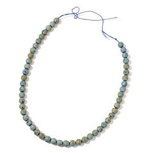 Gem Workshop Drusy Agate Beads Strand (15 in) TGW 171.00 cts.