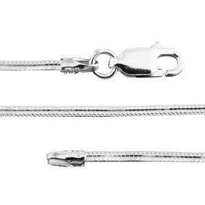 Sterling Silver Chain (24 in)