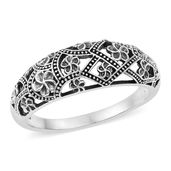 Sterling Silver Ring (Size 6.0)