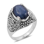 Bali Legacy Collection Himalayan Kyanite Sterling Silver Ring (Size 5.0) TGW 7.75 cts.