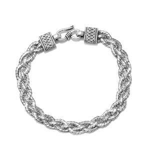 Sterling Silver Bracelet (7.50 in)