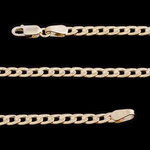 10K YG Cuban Chain (26 in)