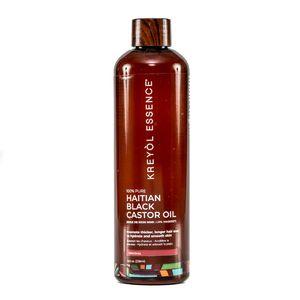 Kreyol Essence Haitian Black Castor Oil 8 oz