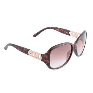 Solar X Eyewear - Tortoise Fashion Sunglasses